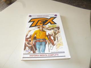 Tex - Ed. Gigante Nº 5: O Pueblo Perdido - Ótimo/252 Pag.