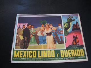 Mexico Lindo Y Querido Vargas Lepe Bracho Poster 6.8.18