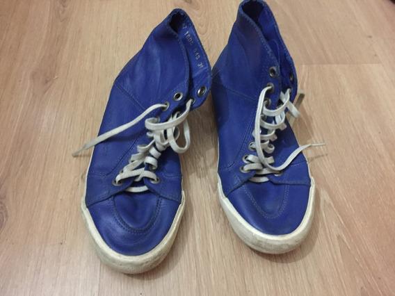 Tênis Calvin Klein Azul Tamanho 39 Original