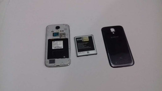 Celular Samsung Galaxy S4 I9505 16gb No Estado Trincado