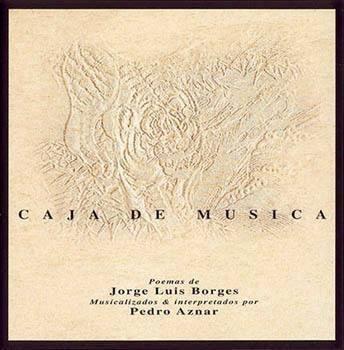 Pedro Aznar Jorge Luis Borges Cd Mercedes Sosa Jairo