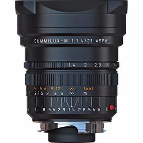 Leica Summilux-m 21mm F/1.4 Asph Lente