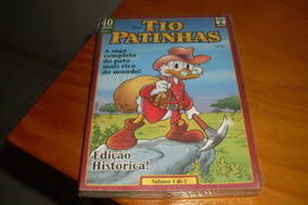 Tio Patinhas A Saga Completa Do Pato Mais Rico Do Mundo2vl #
