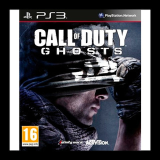 Call Of Duty Ghost Ps3 Full Game Acreditacion Inmediata Oxxo