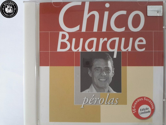 Cd Chico Buarque Pérolas - I4