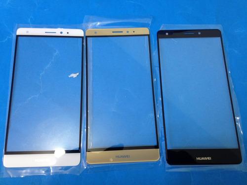 Gorilla Glass Touch Huawei Mate S Negro,blanco Y Dorado