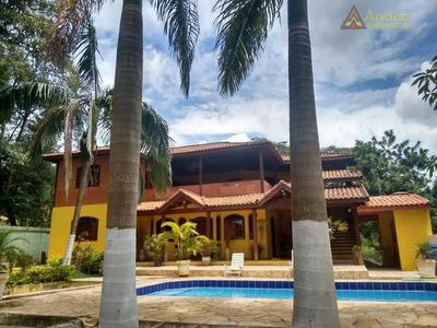 Chácara Residencial Para Locação, Cantareira, Mairiporã. - Codigo: Ch0005 - Ch0005