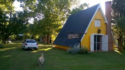 Casa Quinta En Laguna De Lobos