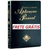Bíblia De Estudo Aplicação Pessoal *frete Grátis*