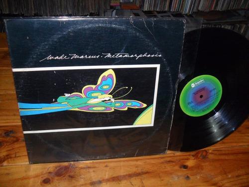 Wade Marcus Metamorposis Vinilo Lp Us Funk Soul Jazz Impulse