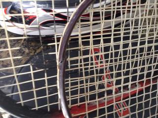 Raquete Tenis Relíquia