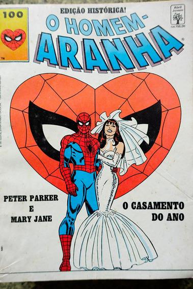 O Homem Aranha N° 100