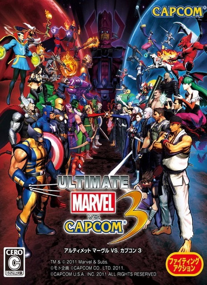 Ultimate Marvel Vs. Capcom 3 ( Midia Digital ) Pc