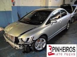 Honda New Civic Sucata Peças - Porta Suspensão Câmbio Eixo