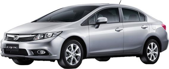 Honda Civic 2014 Sucata Para Retirada De Peças