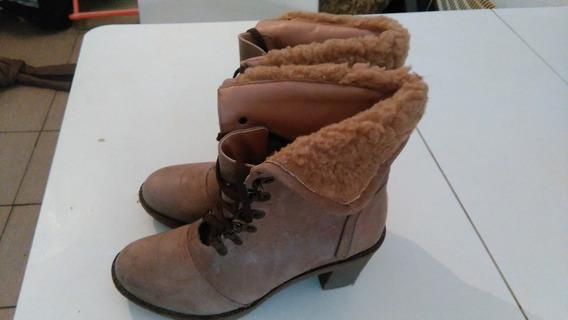 Zapatos Cuero Dama