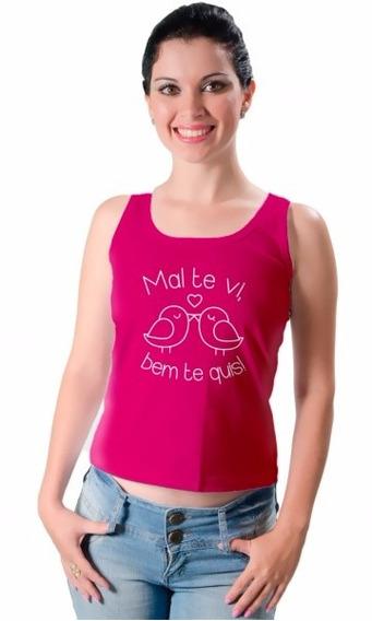 Camiseta - Bem Te Quis