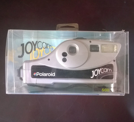 Câmera Fotográfica Polaroid Joycam - Com Caixa Original