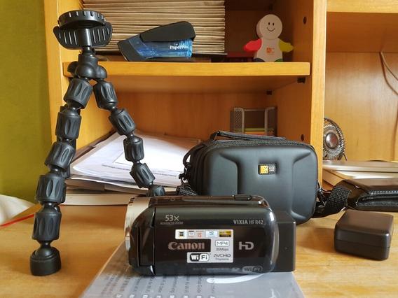Filmadora Full Hd 32 Gb Wi Fi Canon Vixia Hf R42