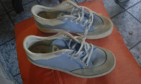 Retro Vintage Años 90 Zapatillas Harvard Talle 37