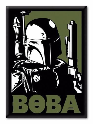Star Wars Boba Fett - Ima Decorativo - Bonellihq F19