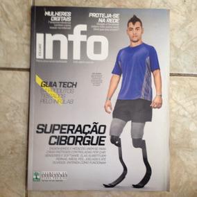 Revista Exame Info 316 Maio 2012 Superação Ciborgues