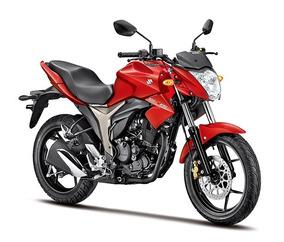 Motocicleta Suzuki Gixxer 150 0km Plan Ahora 18