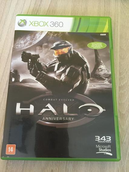 Jogo Halo Anniversary - Combat Evolved Para Xbox 360
