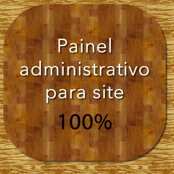 Sistema De Painel De Controle (admin) Para Websites