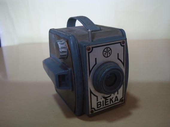 Câmera Antiga Bieka