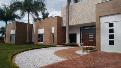 Hermosa Casa Campestre En Condominio Cerrado