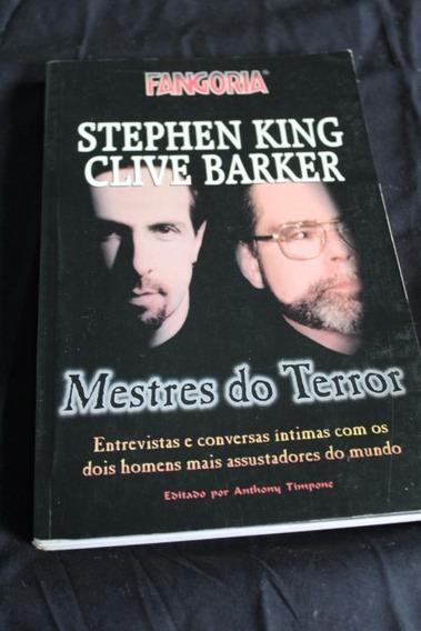 Stephen King & Clive Barker - Mestres Do Terror