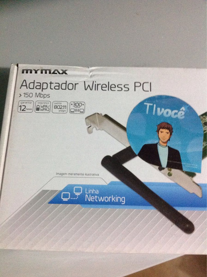 Rede Wireless Pci Mymax
