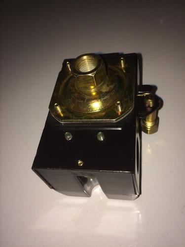 Interuptor De Presion Para Compresor Made In Usa. 95-125 Psi