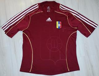 Linda Camisa Da Seleção Da Venezuela adidas Tamanho M 53x66