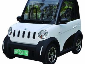 Auto Electrico Jiayuan City Spirit 2017 Nuevo Blanco