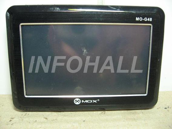 Defeito Gps Mox Mo-g48 Pisca Luz Não Liga Tela E Display Ok