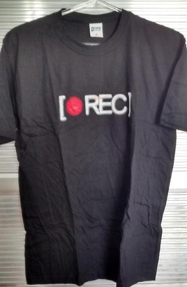 Rec - Camisa Do Filme Rec - Tamanho G