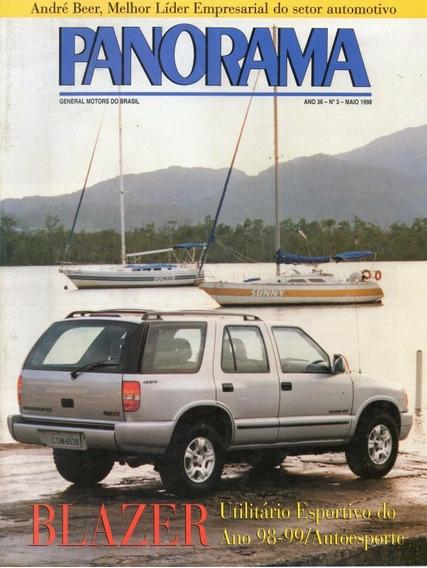 Panorama Ano 36 N°3 Maio/1998 Publicação Da Gmb