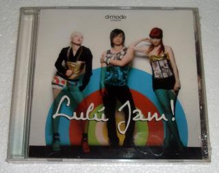 Lulu Jam D-mode Cd Sellado / Kktus