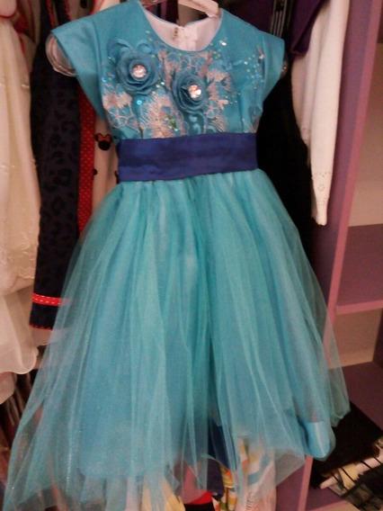 Vestidos Para Niñas Hermosos Diseños 100 % Algodón .