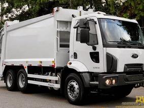 Ford Cargo 1723/48 6x2 Aut 2018 Anticipo Y Cuotas Fijas En $