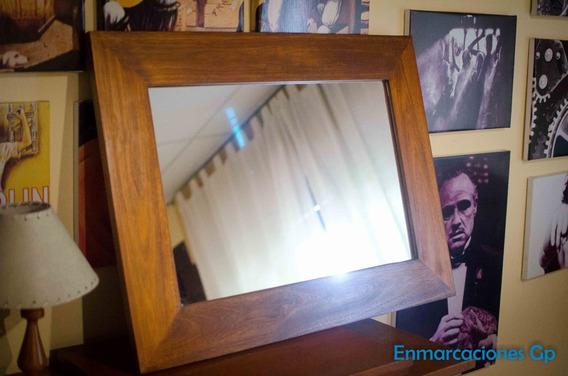 Espejo 90x70 Marco De 10cm