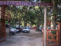 Camping Cabañas Del Mar - Mar Del Tuyú - Carpas - Dormis