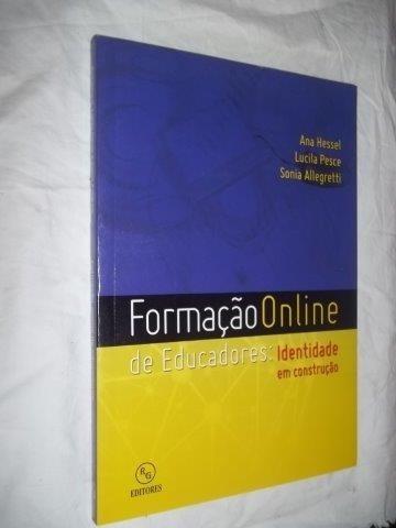 * Livro - Formação Online De Educadores - Pedagogia