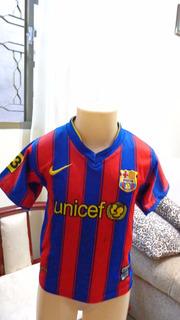 Camisa Barcelona Unicet Nike