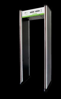 Arco Detector De Metales De 18 Zonas Para Fijarse Al Piso.