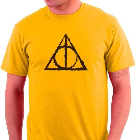 Camisetas Harry Potter Expecto Reliquias
