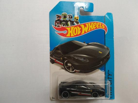 Hot Wheels - Ferrari 458 Italia - Novo E Original - 1:64