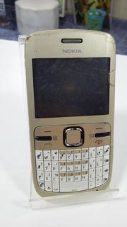Celular Nokia Rm614 Defeito Nao Liga Sucata